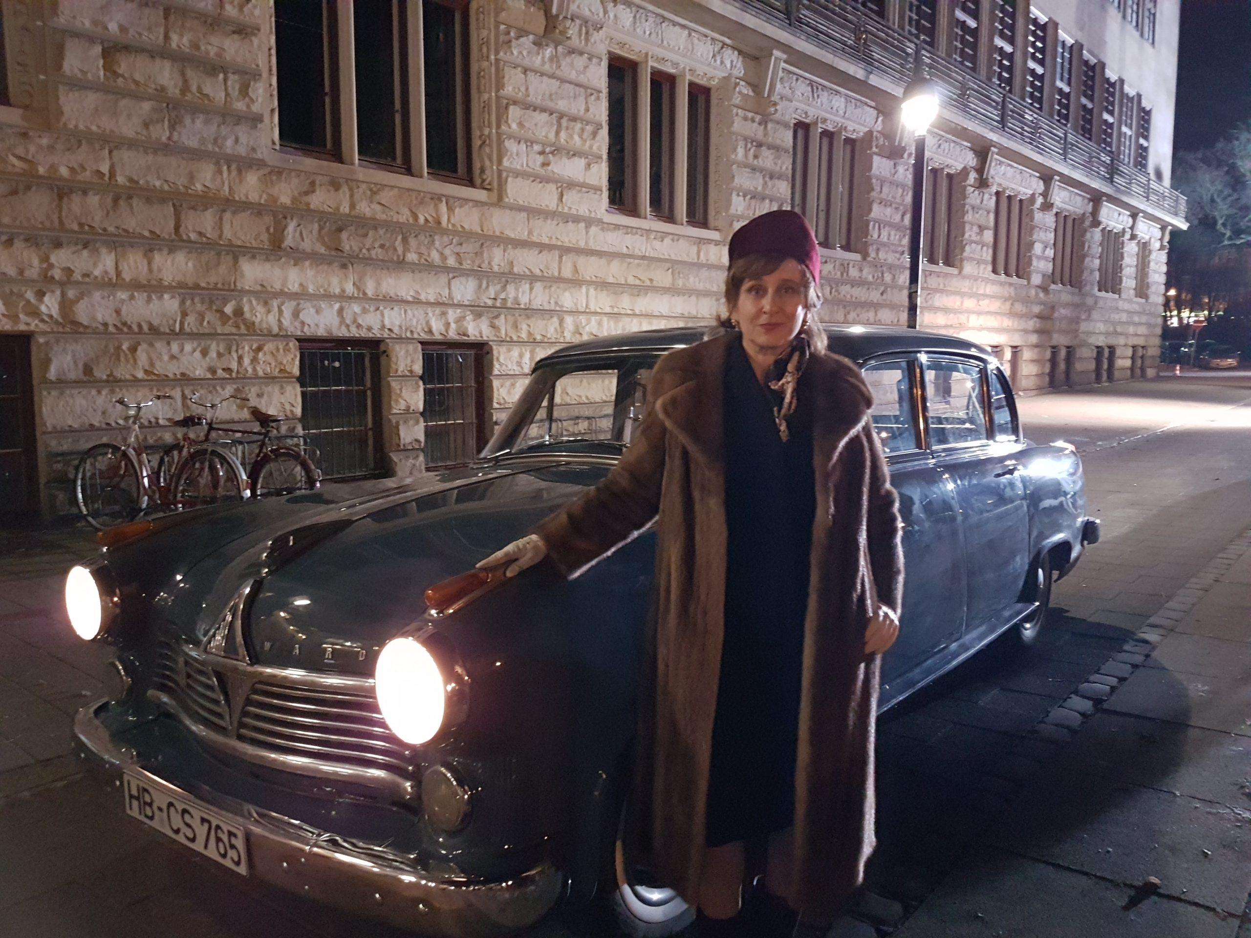 Barbara Philipp (Schauspielern, Elisabeth Borgward im Dokudrama Die Affäre Borgward,2019)